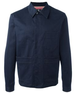 PS Paul Smith | Ps By Paul Smith Patch Pocket Shirt Jacket Large