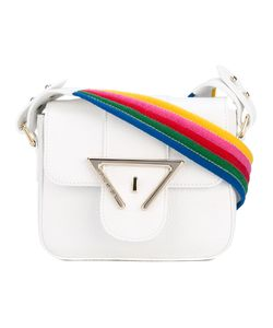 Sara Battaglia | Rainbow Strap Crossbody Bag Women