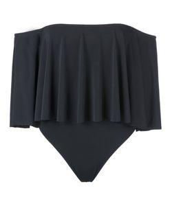 Brigitte | Off Shoulder Swimsuit P Polyamide/Spandex/Elastane