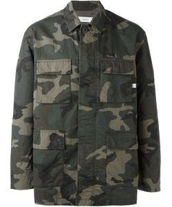 Facetasm | Camouflage Shirt 3 Cotton/Nylon