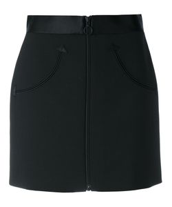 Alexander Wang | High-Waited Mini-Skirt