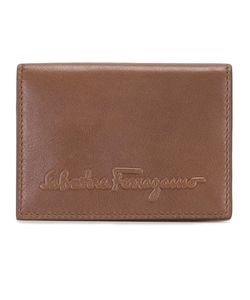 Salvatore Ferragamo | Embossed Logo Cardholder Calf Leather