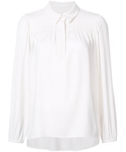 Co | Half Pocket Blouse L