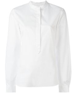 Vanessa Bruno | Mandarin Neck Shirt 36 Cotton