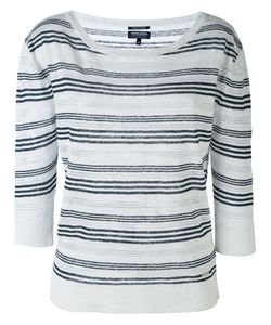 Woolrich | Striped Knitted Top M