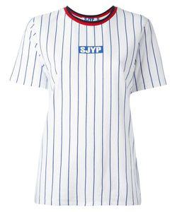 Steve J & Yoni P | Striped T-Shirt Small