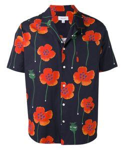 Soulland   Juice Poppy Print Shirt