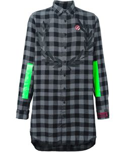 Sold Out Frvr | Checked Printed Shirt