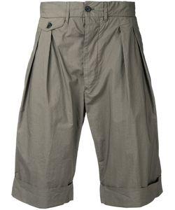 Wooster + Lardini | Pleated Shorts Men