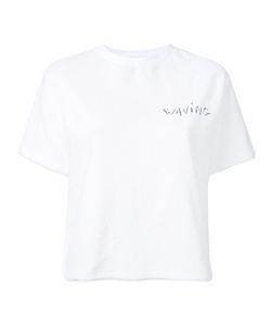Julien David | Crewneck T-Shirt Small Cotton