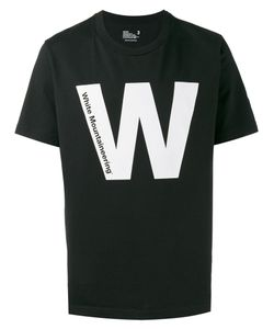 White Mountaineering | Printed Short Sleeve T-Shirt 3 Cotton