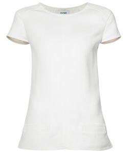 Courrèges | Hem Detail T-Shirt Size