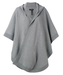 Burberry | Hooded Poncho