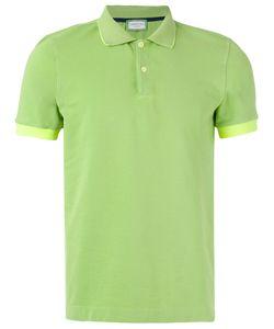 Capricode   Contrast Polo Shirt M