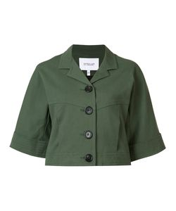 Derek Lam 10 Crosby | Cropped Button-Up Jacket