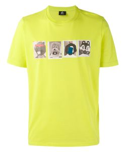 PS Paul Smith   Ps By Paul Smith Photo Print T-Shirt