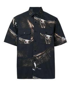 Yoshio Kubo | Eagle Print Shirt