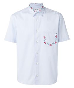 Jimi Roos | Embroidered Bunting Shirt Size Small