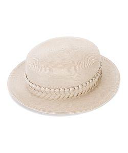 Gigi Burris Millinery | Braided Trim Hat