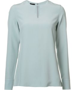 Akris | Longsleeved Blouse Size 12