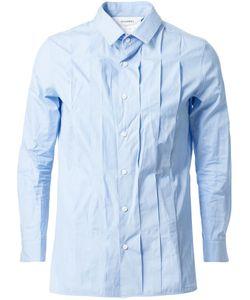 Digawel   Pleated Shirt