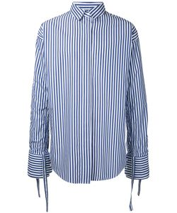 Strateas Carlucci | Veil Macro Striped Shirt