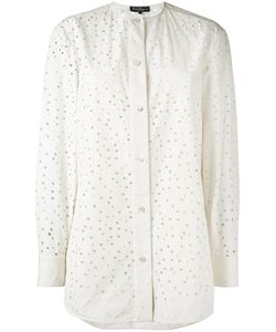 Salvatore Ferragamo | Cut-Out Shirt 38