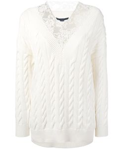 Alexander Wang | Lace Detail Jumper