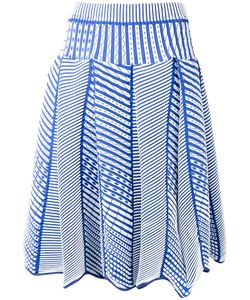 Issey Miyake | Pleated Cloqué Skirt