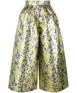 Delpozo | Wide-Leg Trousers 40