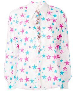 Delpozo | Star Embroidered Shirt