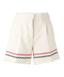 Thom Browne | Striped Detail Shorts Size