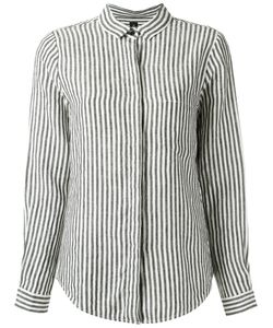 Osklen | Striped Shirt G Linen/Flax