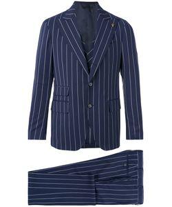 Gabriele Pasini | Striped Two-Button Suit