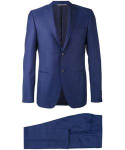 Canali | Pointed Lapels Two-Piece Suit Men