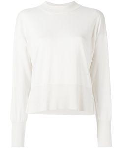 Mm6 Maison Margiela   Slit Sides Jumper Small Cotton