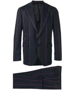 Gabriele Pasini | Striped Suit 48