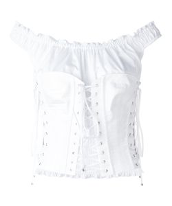 Dolce & Gabbana | Corsetry Blouse Size 42