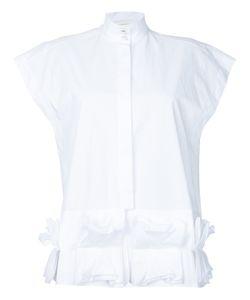 Delpozo | Frill-Trim Shirt 38