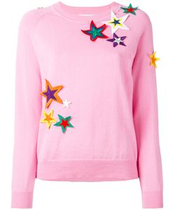 Mira Mikati | Star Patch Sweatshirt