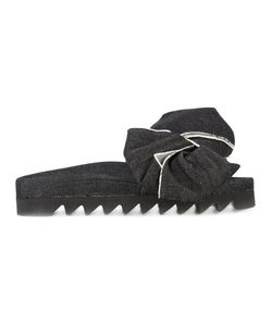 Joshua Sanders | Bow Sandals Size 41