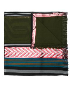 Odeeh | Zigzag Striped Scarf Women One
