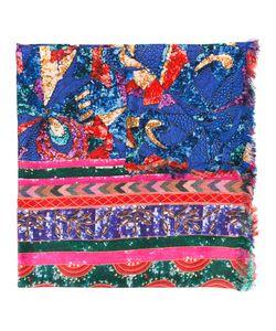 Pierre-Louis Mascia | Embellished Scarf Silk