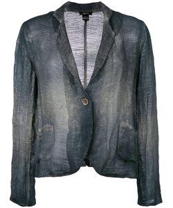 Avant Toi | Overdyed Single Breasted Jacket Size Medium