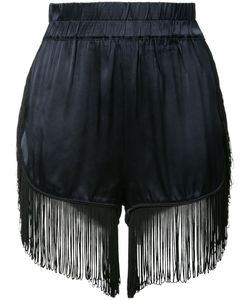 Ganni | Fringed Shorts S