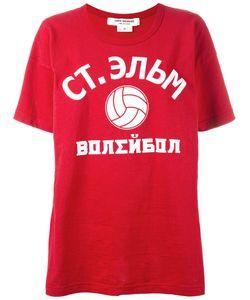 Junya Watanabe Comme Des Garçons | Softball Print T-Shirt