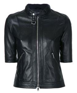 Loveless | Half Sleeve Zipped Jacket 36