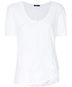 Bassike | Scoop Neck T-Shirt 10 Cotton
