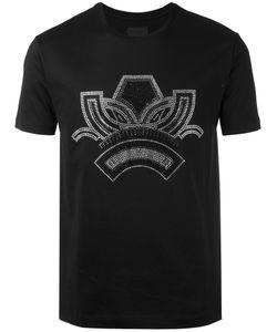 Les Hommes | Tone Print T-Shirt Men