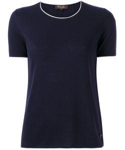 Loro Piana   Short Sleeve Sweater Size 44